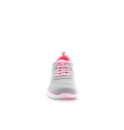 Skechers - Flex Appeal 3.0 13070 - Grey - Pink