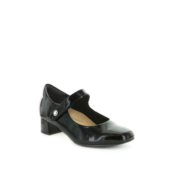 Ziera - Kitty - Black Patent