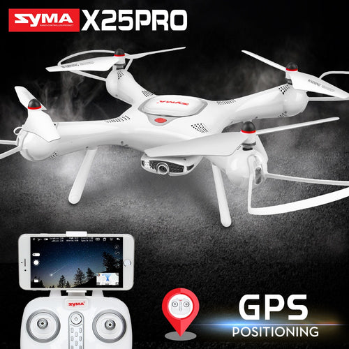 2018 New Arrival SYMA X25PRO Drone With Camera HD
