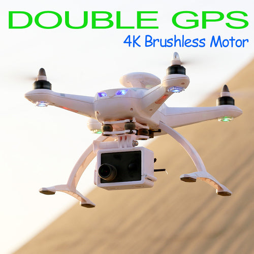 RC Dron Professional With Camera HD 4K 1080p Double GPS