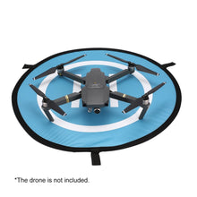 Load image into Gallery viewer, 55cm Fast-fold Landing Pad Universal FPV Drone Parking