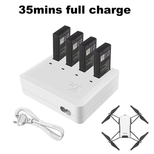 Tello Charger 2A Output 35 Mins Charging Time for DJI Tello Drone