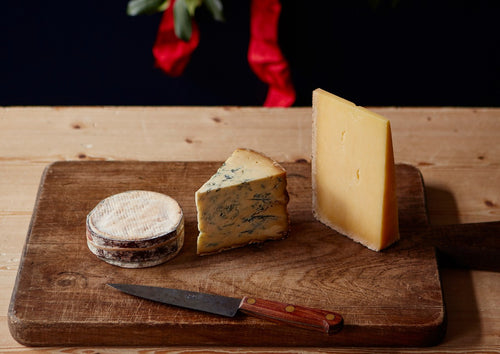 Reasons to be Cheeseful: the Neal's Yard Dairy Subscription