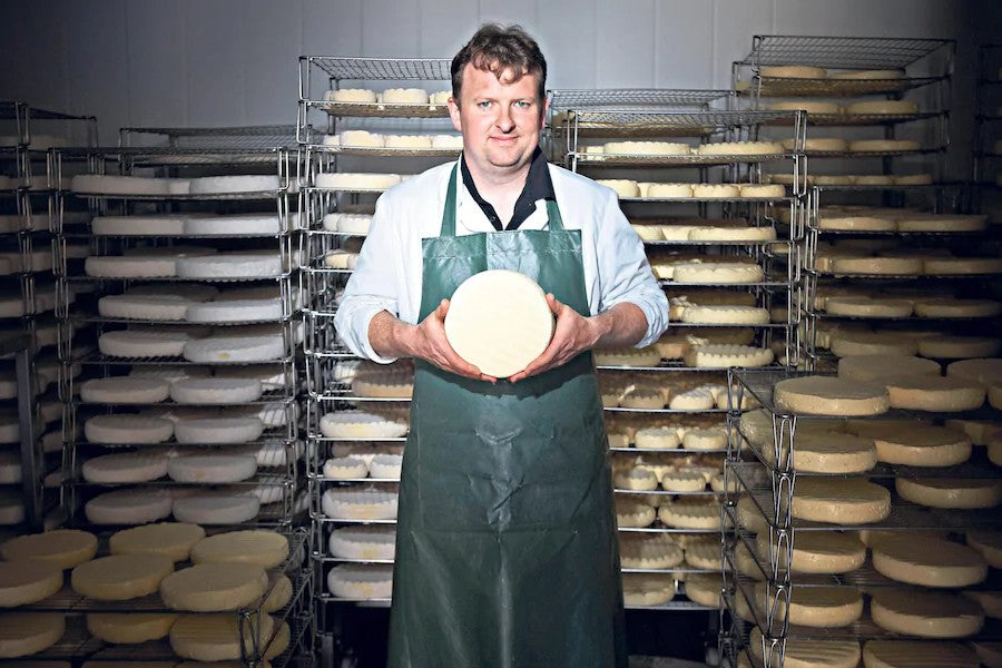 'If you're buying cheese, buy British': how we can help cheesemakers to survive