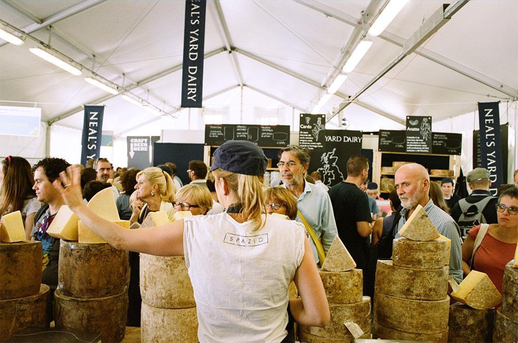 Cheese 2017- A Celebration of Raw Milk Cheese