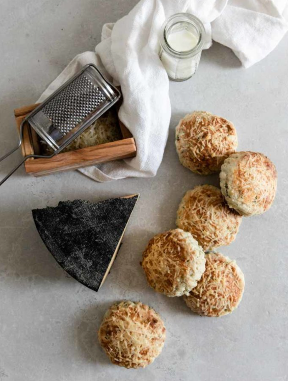 Cornish Kern Scones