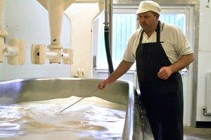 Cheesemonger turns cheesemaker at Kirkham's Lancashire