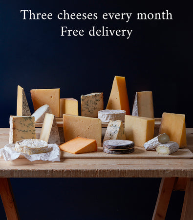 Image: Buy British Cheese Subscription