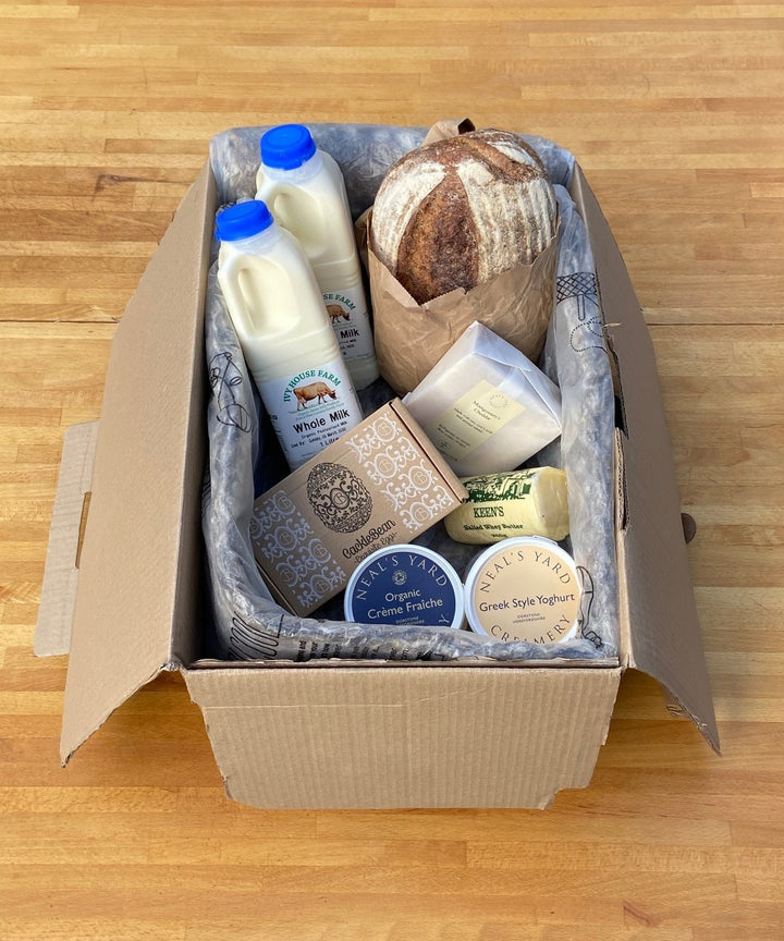 Dairy Box Subscription