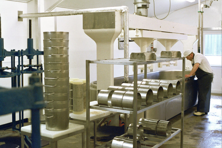 our-work: The Kirkham's Lancashire dairy