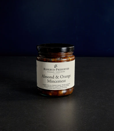 Image: Almond & Orange Mincemeat