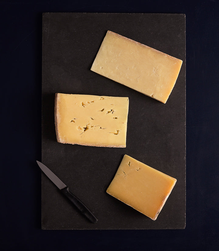 Alternative Cheddar Selection