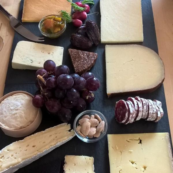 The Cheesemonger's Supper
