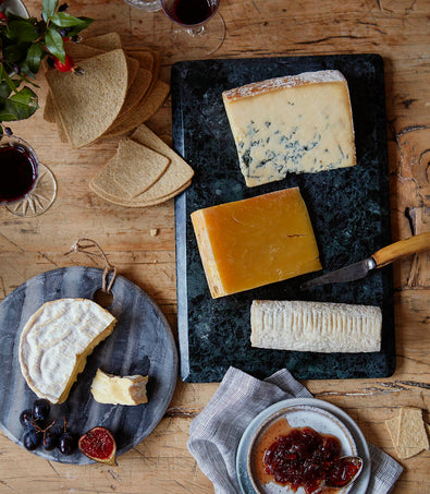 Image: Christmas Cheeseboard