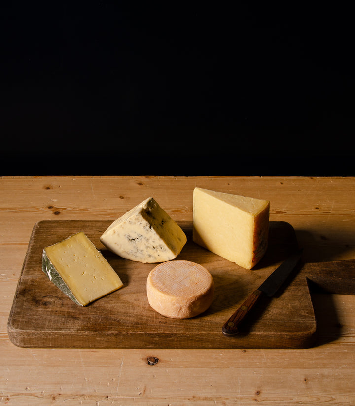 Cheese of the Month Tasting - 15/4/21