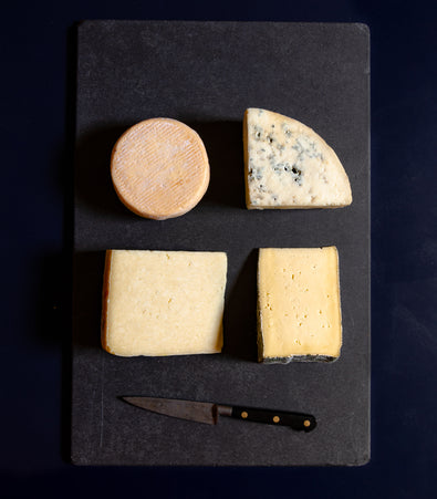 Image: Cheese of the Month Tasting - 29/4/21