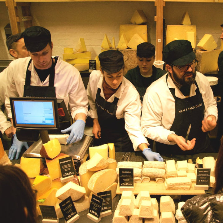 The Cheesemonger's Christmas Selection