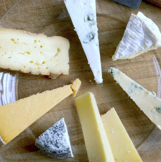 Variability and Selection in British Farmhouse Cheese