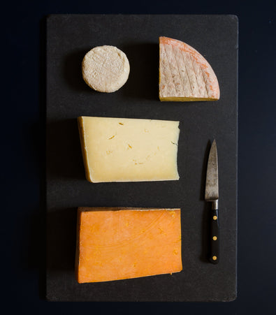 Image: Cheese of the Month Tasting - 13/5/21