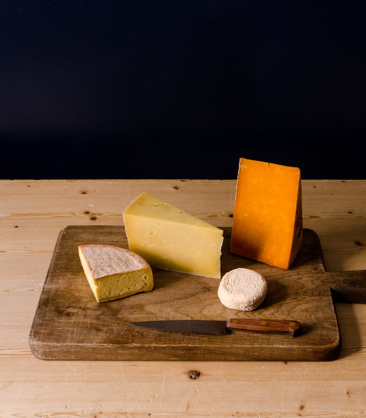 Cheese of the Month Tasting: 27th May