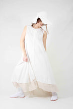 Load image into Gallery viewer, Genesis Dress - Cloud Dancer White