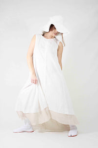 Genesis Dress - Cloud Dancer White