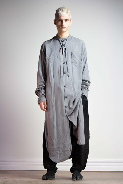 One-Off Original - Encumber Shirt Dress