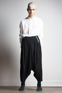 One-Off Original - Astriction Pant Black Pinstripe
