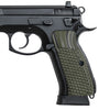 Guuun CZ 75 Grips, G10 SP01 Tactical Grips Full Size Thin, Golf Ball Dimple Texture H6 GOLF - Guuun Grips