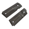G10 Gun Grips for 1911 Compact/Officer, OPS Eagle Wing Texture - 8 Color Options - H1C-A - Guuun Grips