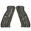 Guuun CZ75 Grips G10 Full Size CZ 75 SP01 Grips Tactical Pistol Cobweb Skull Texture H6 C - Guuun Grips