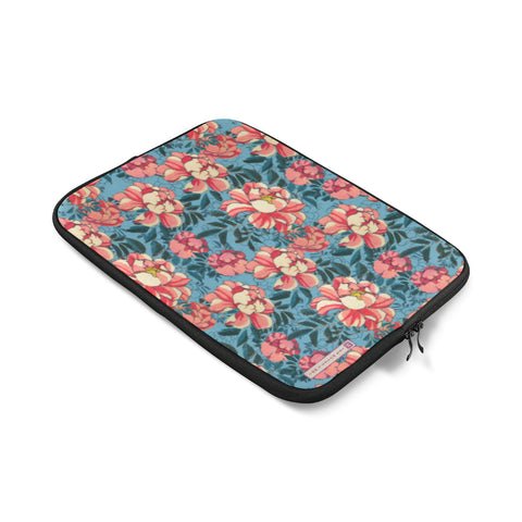 Housse protection ordinateur Motif Wild Roses
