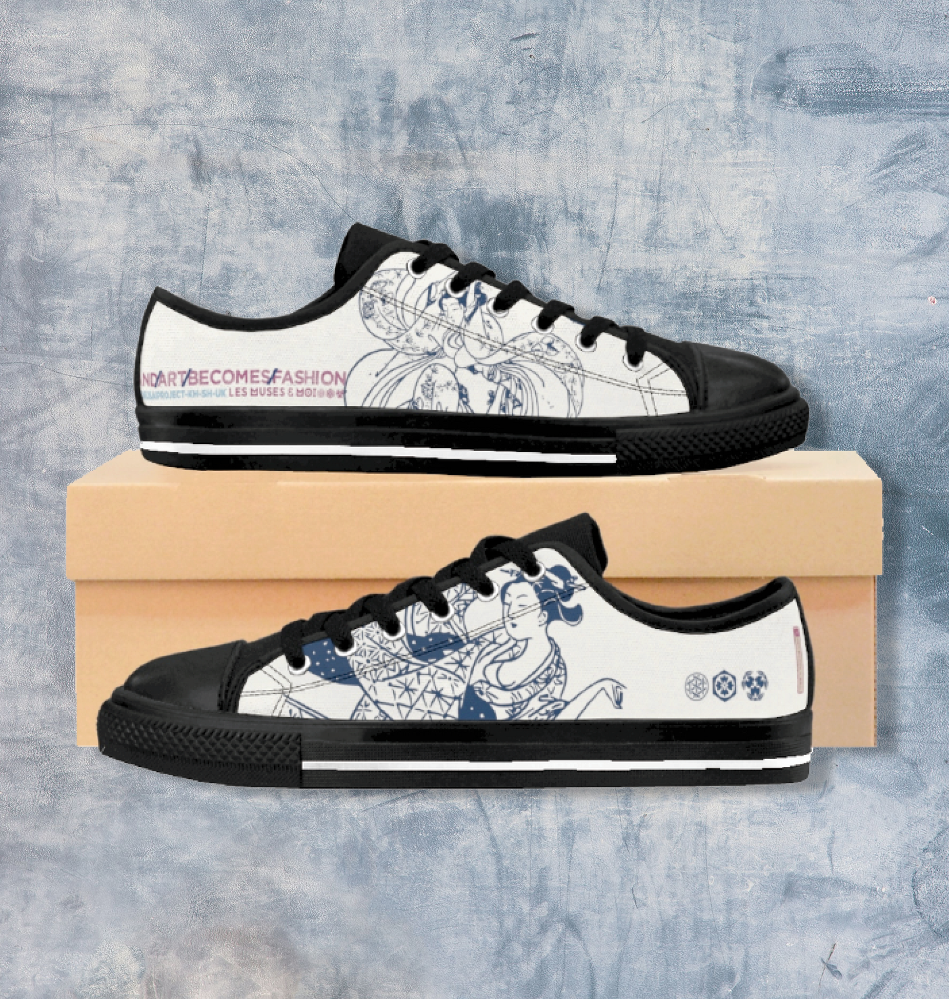 Beauty & Dream-Sneakers - Anatole