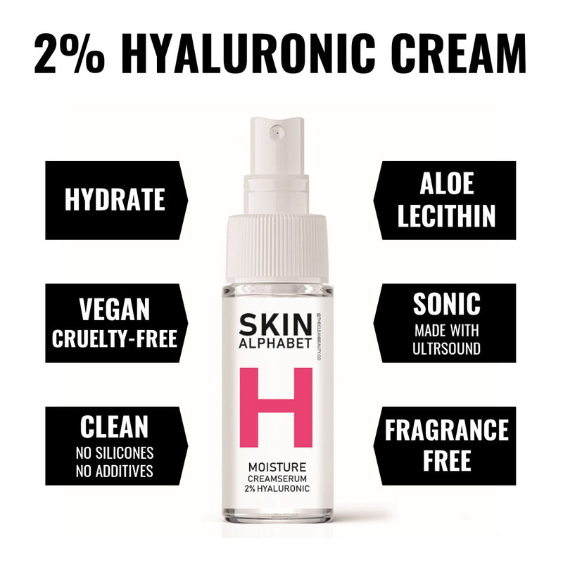 SPECIAL OFFER 40% discount | buy moisture facecream plus hyaluronic serum FREE