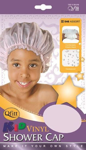 QFitt Kid Shower Cap