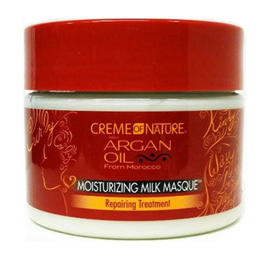 Crème of Nature with Argan Oil Moisturizing Milk Masque