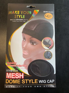 Mesh Dome Style Wig Cap