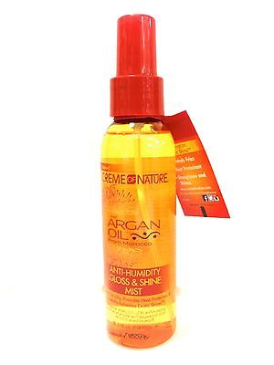 Crème of Nature with Argan Oil Anti-Humidity Gloss & Shine Mist