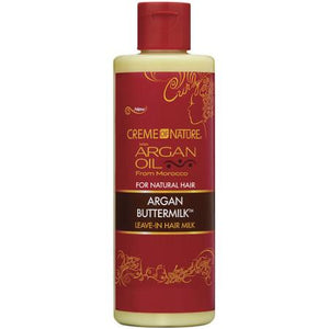 Crème of Nature Argan Buttermilk