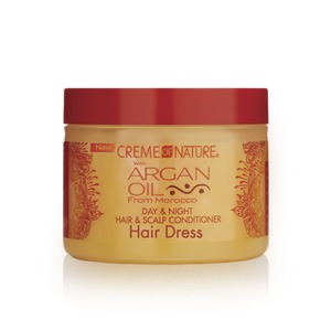 Crème of Nature with Argan Oil Day & Night Hair & Scalp Conditioner