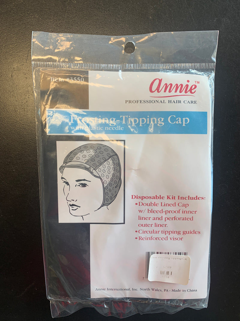 Annie Frosting-Tipping Cap