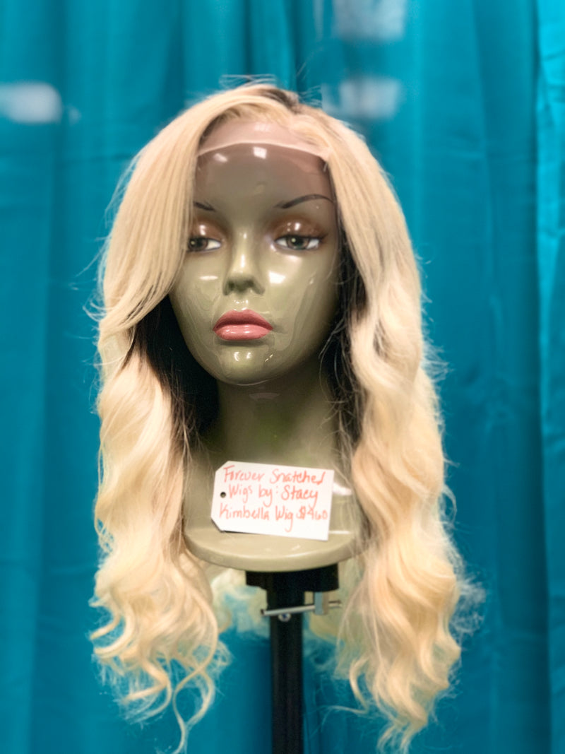 Forever Snatched Virgin Wigs by Stacy- Kimbella Wig