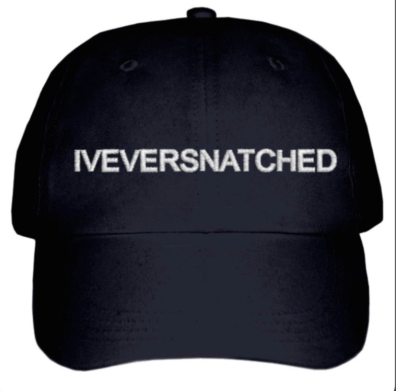 Iveversnatched Black Cap