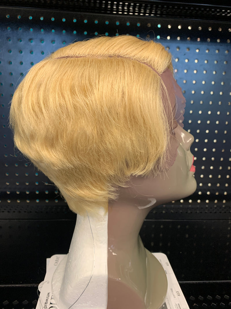 Duby Diamond 100% human hair Soft Pixie Wig