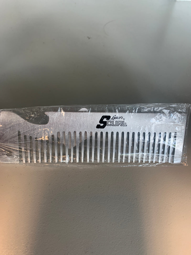 SCurl Beard Comb