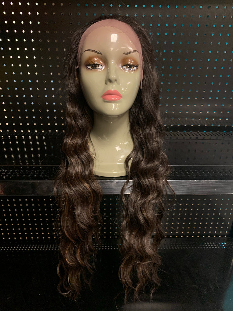 Perfect Hairline Lace Front Crush Wig