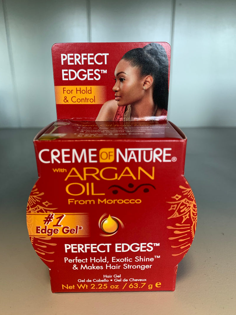 Crème of Nature with Argan Oil Perfect Edges