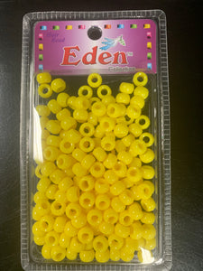 Eden Yellow Beads