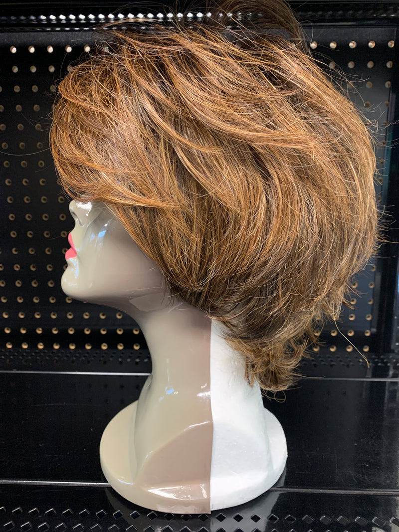 Hairdo Short Tapered Crop Wig