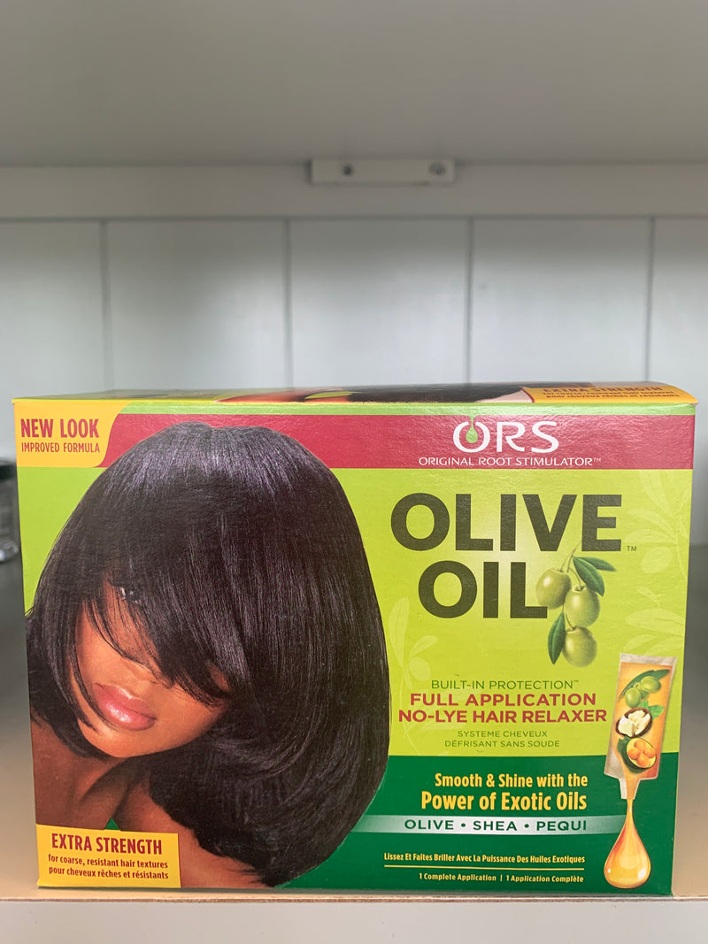 ORS Olive Oil Extra Strength No-Lye Relaxer